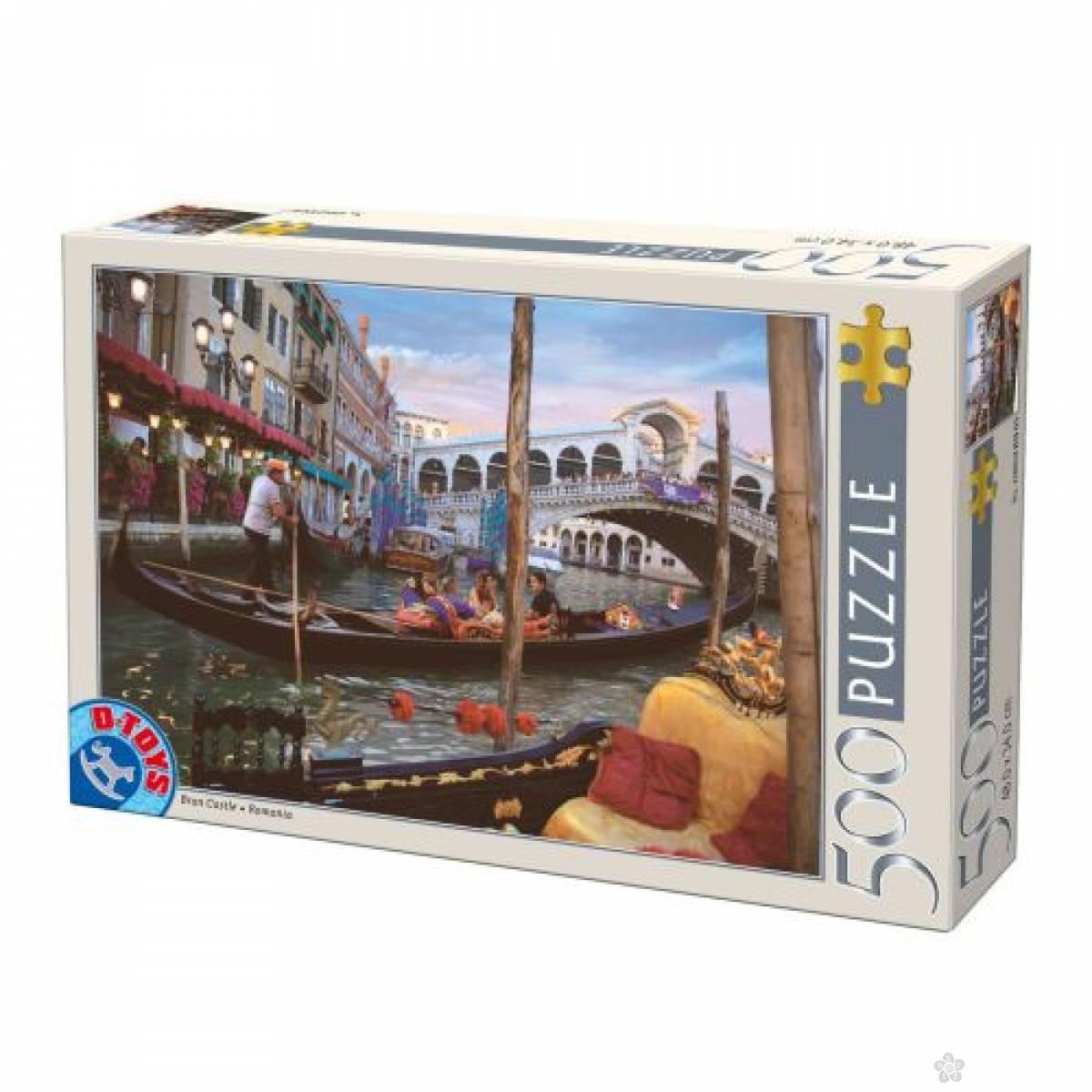 Puzzla Colosseum Venecia500pcs 07/50328-10