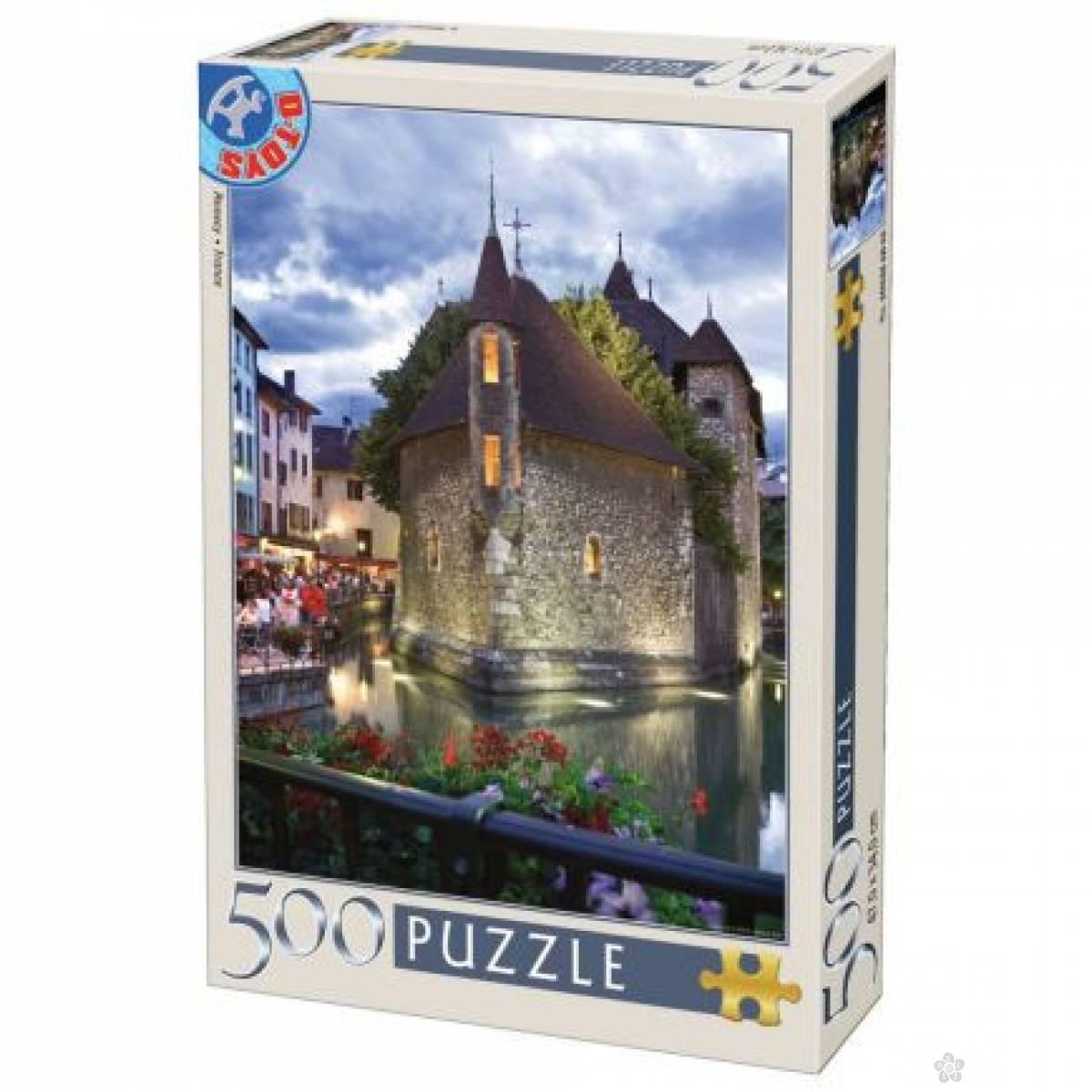 Puzzla Landscapes 500pcs 07/50328-33