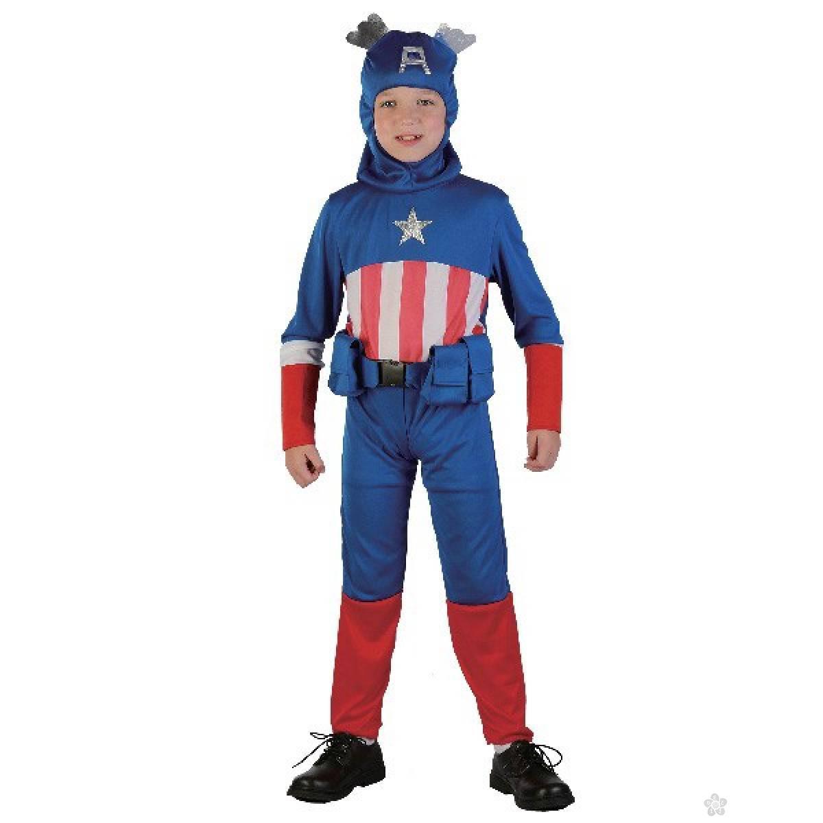 Kostim Captain Hero 81202