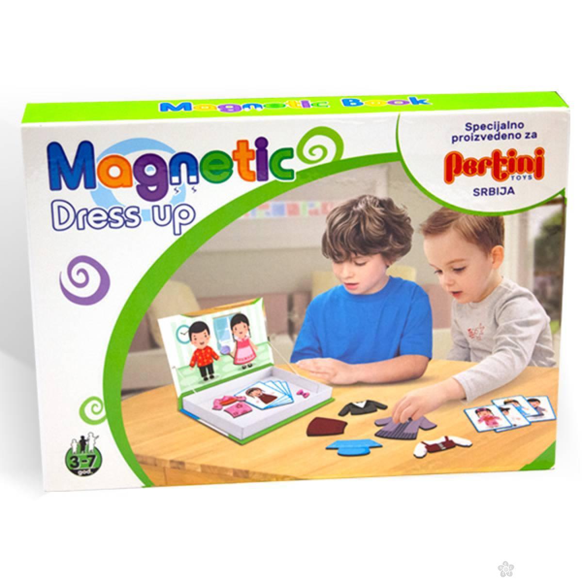 Magnetni set- oblačenje 23362