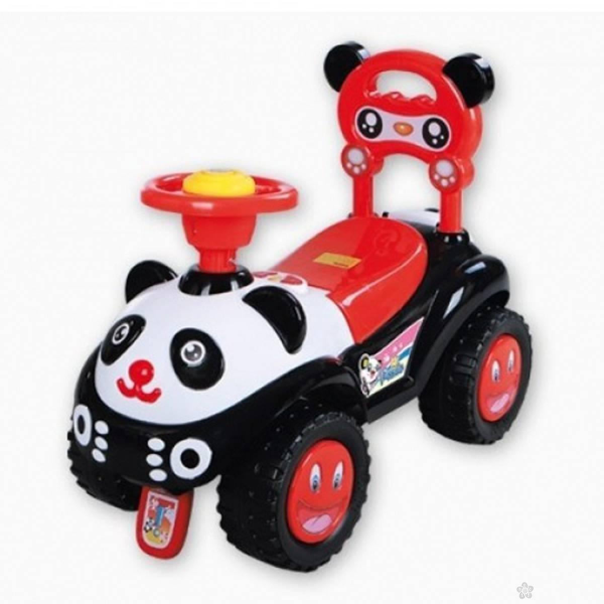 Baby Mix guralica panda crveno-bela