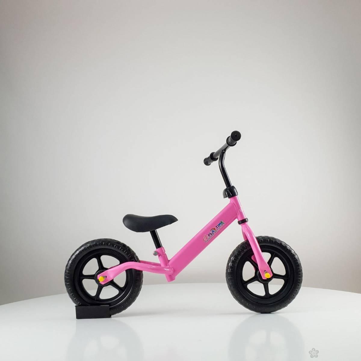 Biciklo za decu Balance bike, model 750 pink