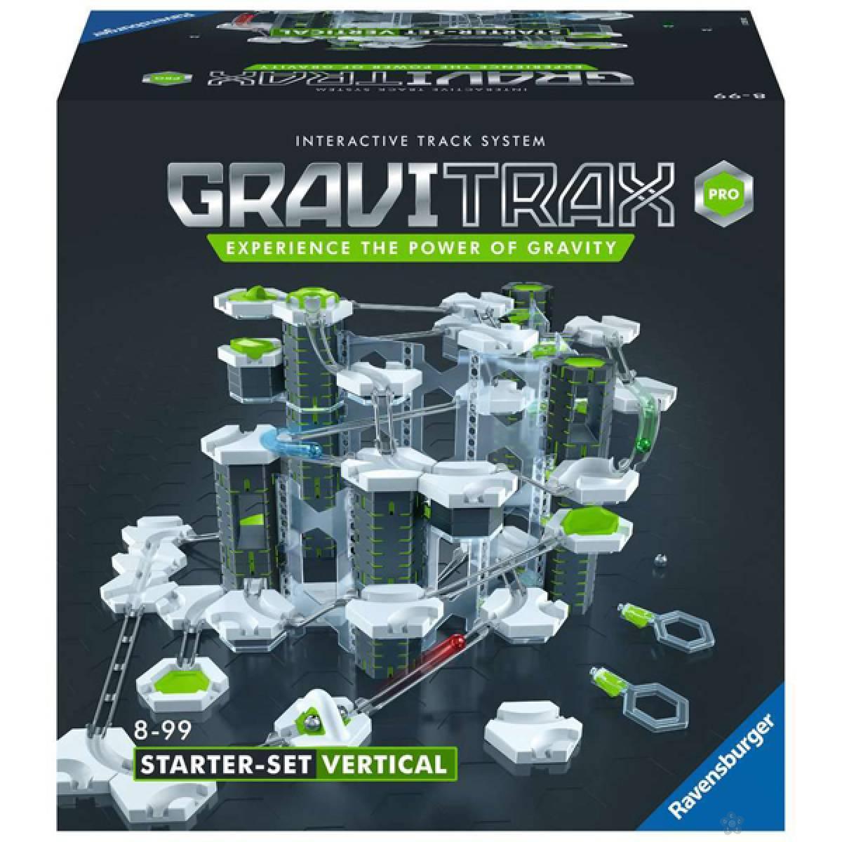 Društvena igra GraviTrax Strater set Vertical RA26832