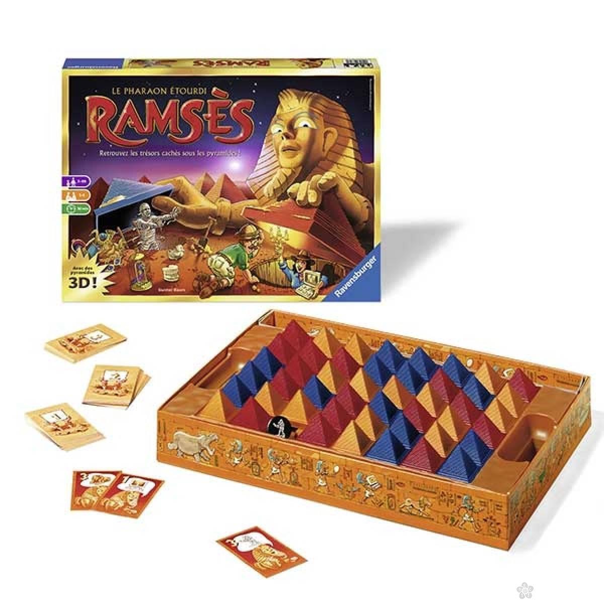 Društvena igra Ramses RA26021