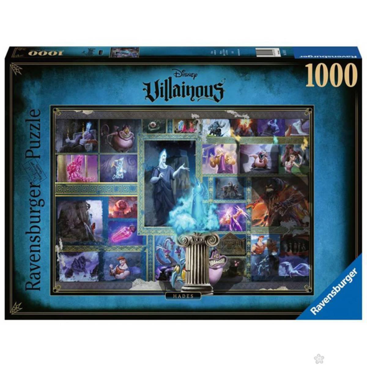Ravensburger puzzla Villainous - Had RA16519