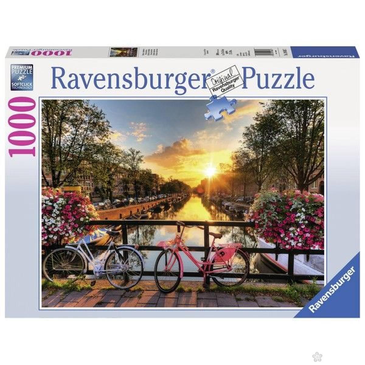 Ravensburger puzzle Amsterdam RA19606
