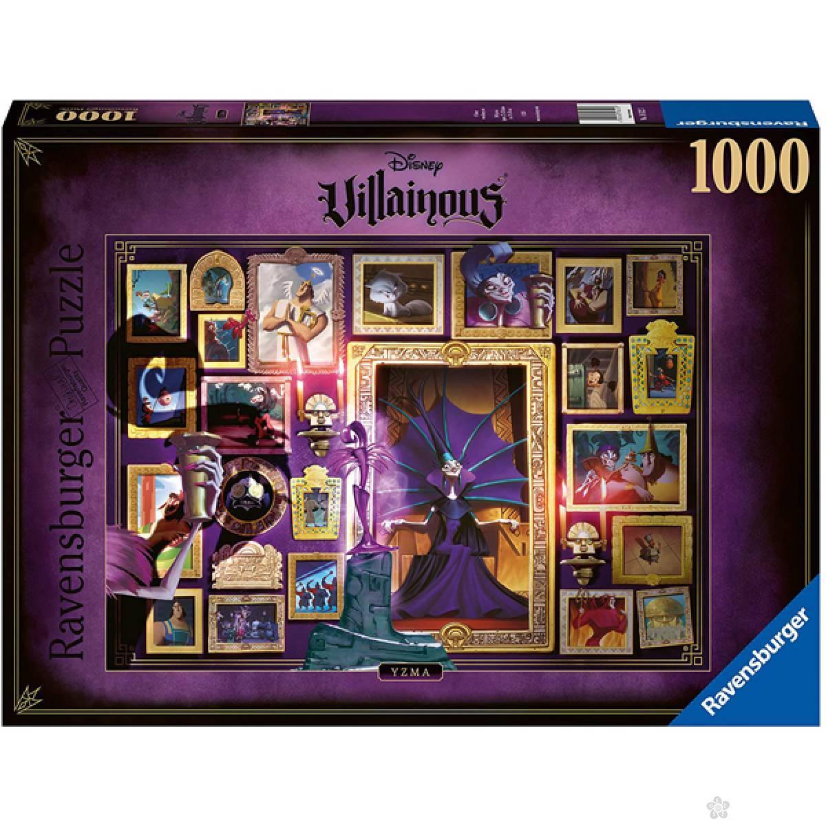 Ravensburger puzzle Villainous - Yzma RA16522
