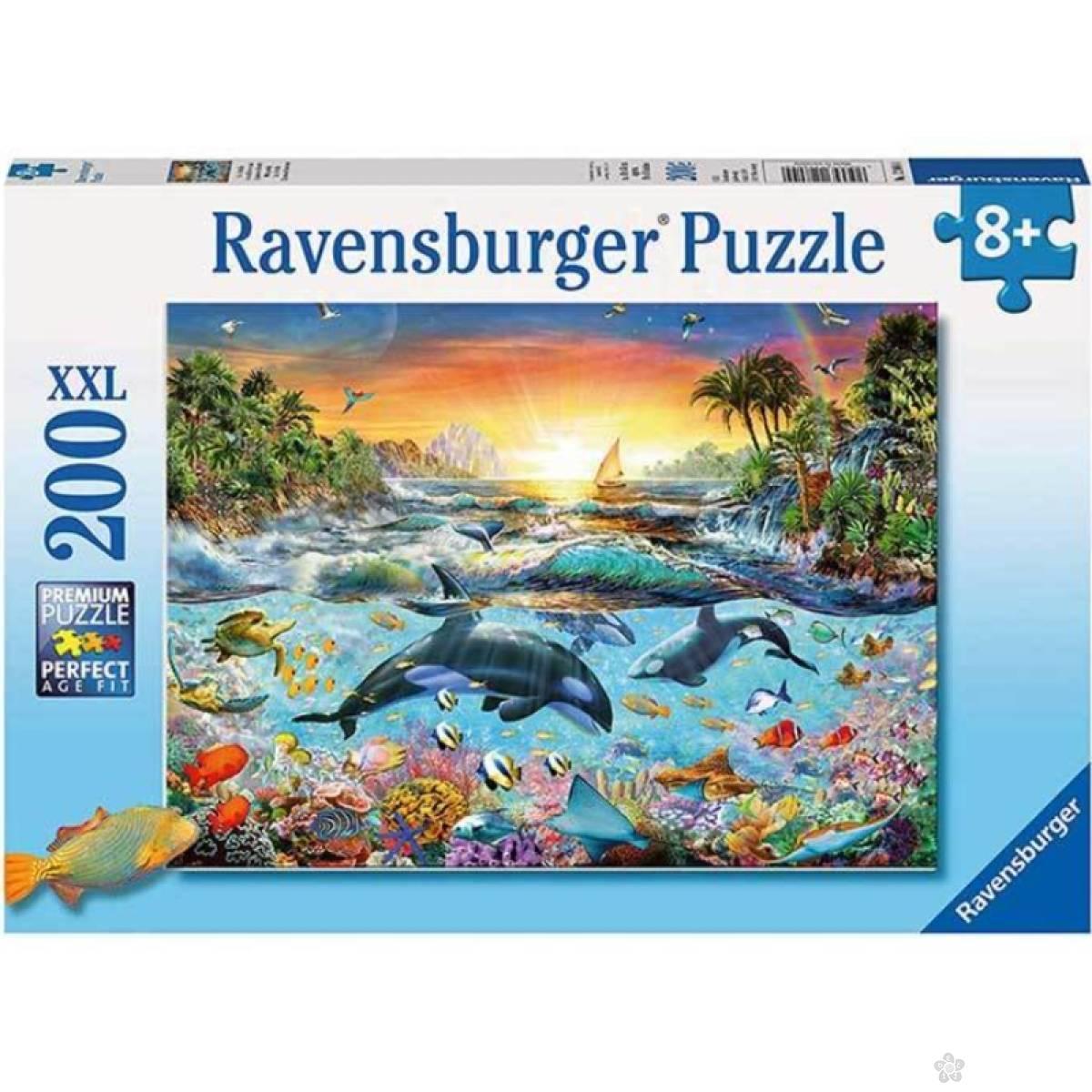 Ravensburger puzzle Podvodni svet  RA12804