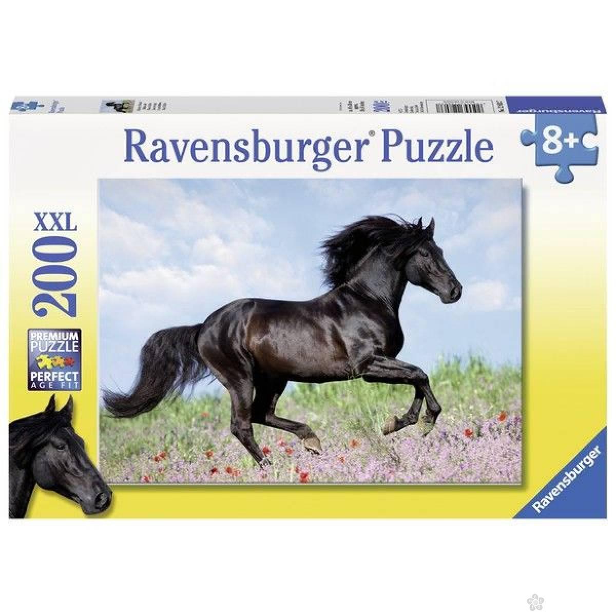 Ravensburger puzzle 200XXL Prelepi konji RA12803