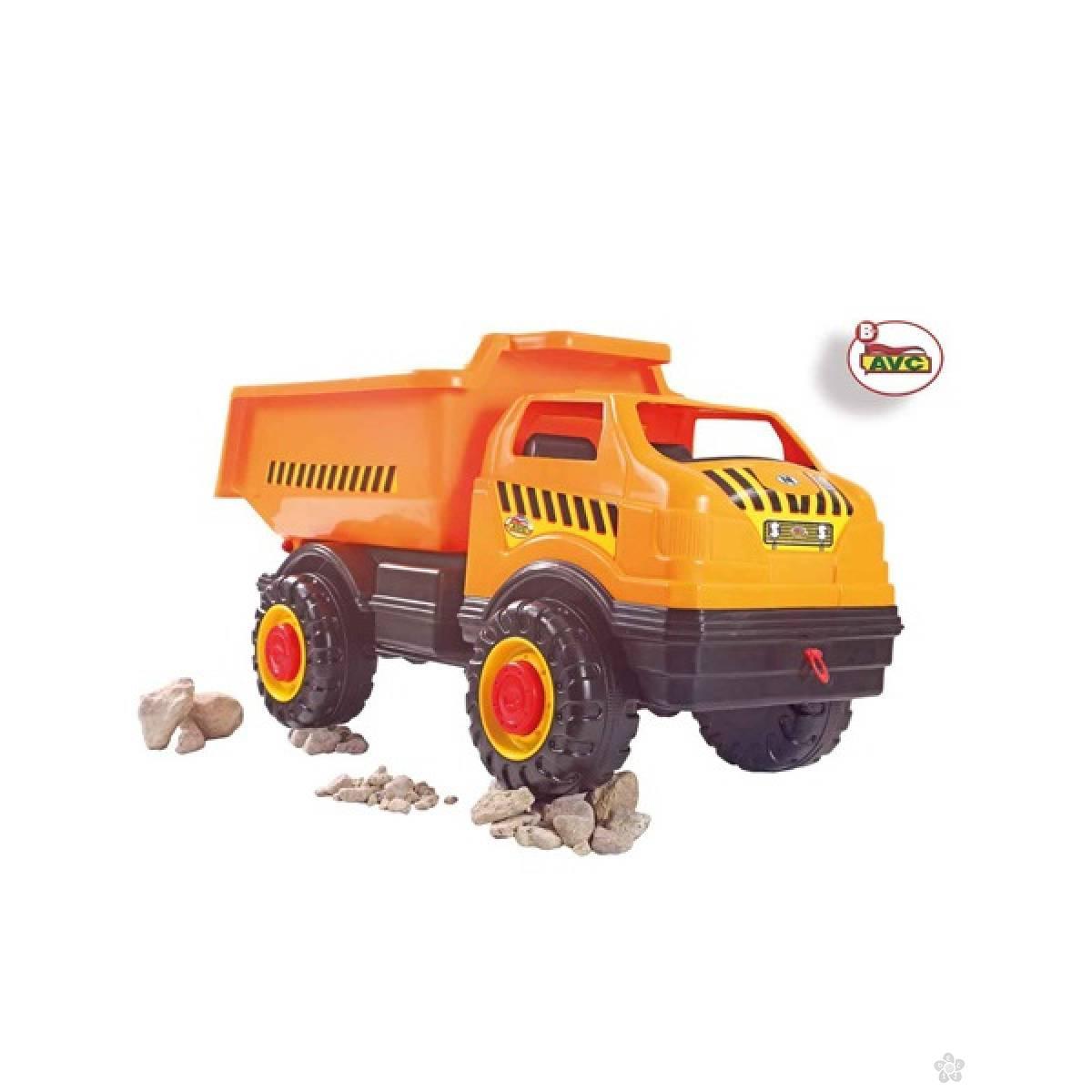 Veliki kamion kiper 5154