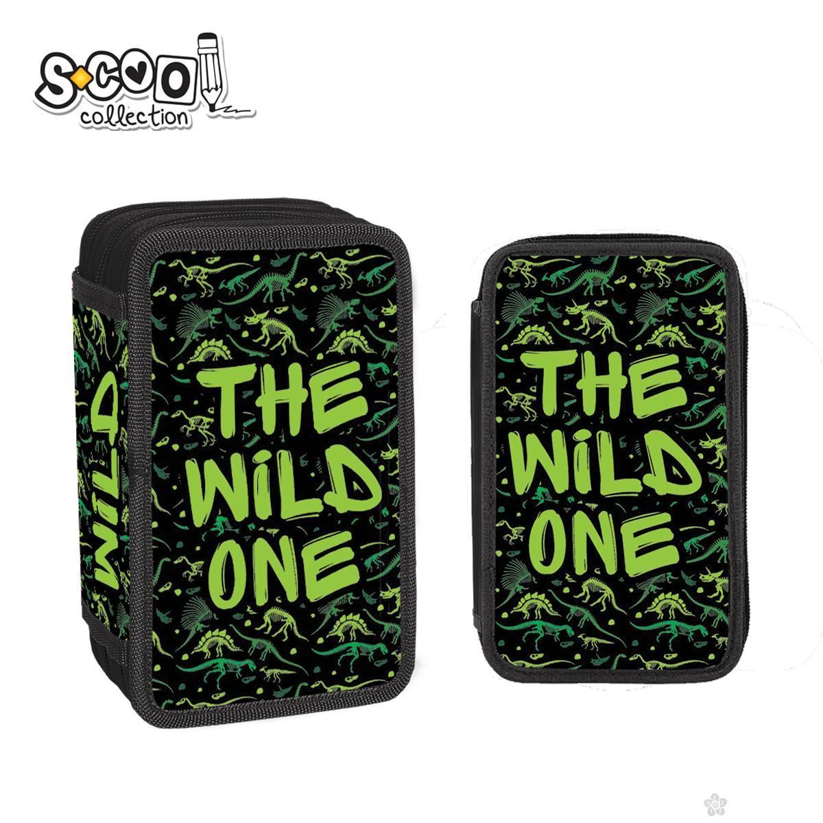 Pernica trodelna puna The Wild One SC1328
