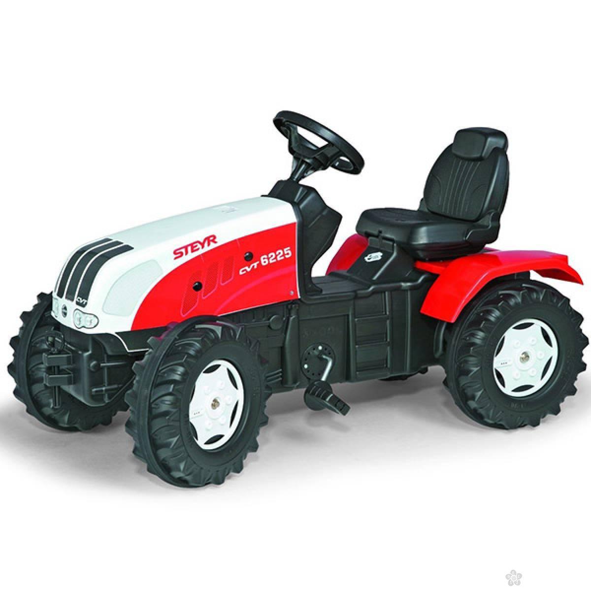 Traktor na pedale Rolly Steyr CVT 6240 035304
