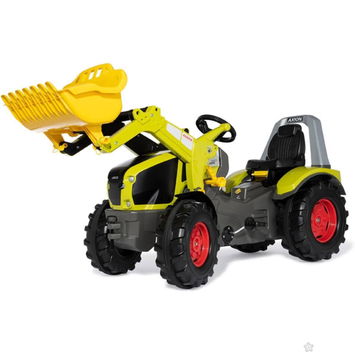 Traktor Claas Premium sa utovarivačem 651092