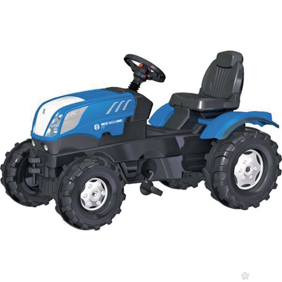 Traktor na pedale Farmtrac New Holland 601295