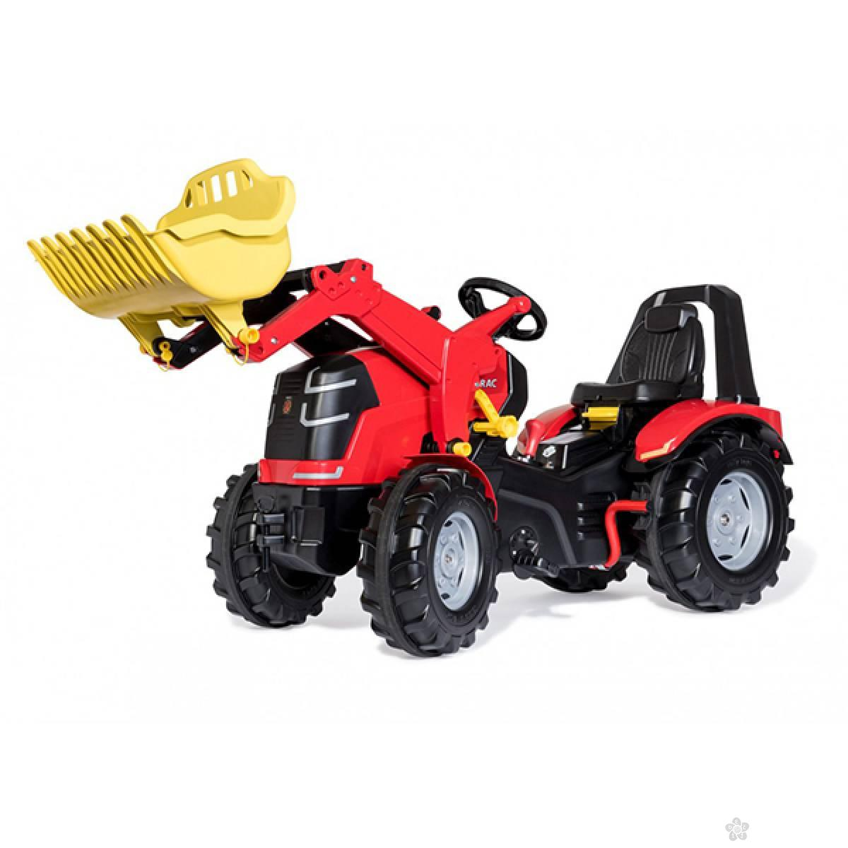 Traktor na pedale Rolly Xtrack Premium 651016