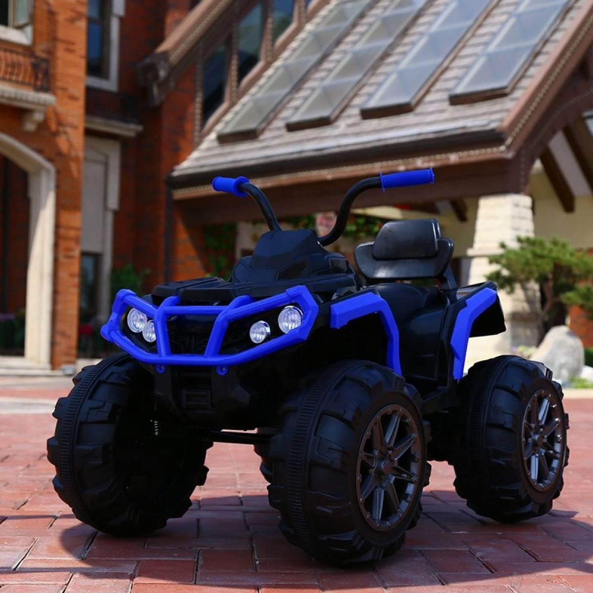 Bagi (quad) plavi, model 107aris