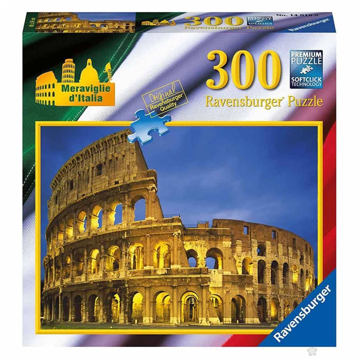 Ravensburger puzzle Rim Coloseum RA14016