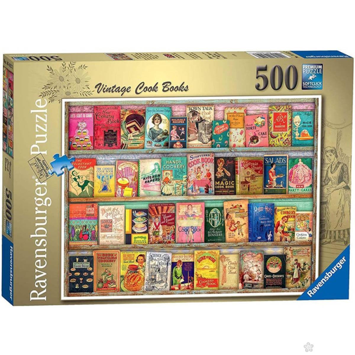 Ravensburger puzzle Vinitge Aimee Stewart  RA16412