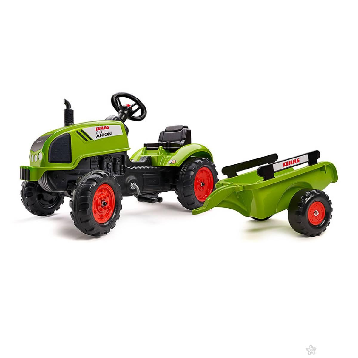 Traktor Claas na pedale 2041c