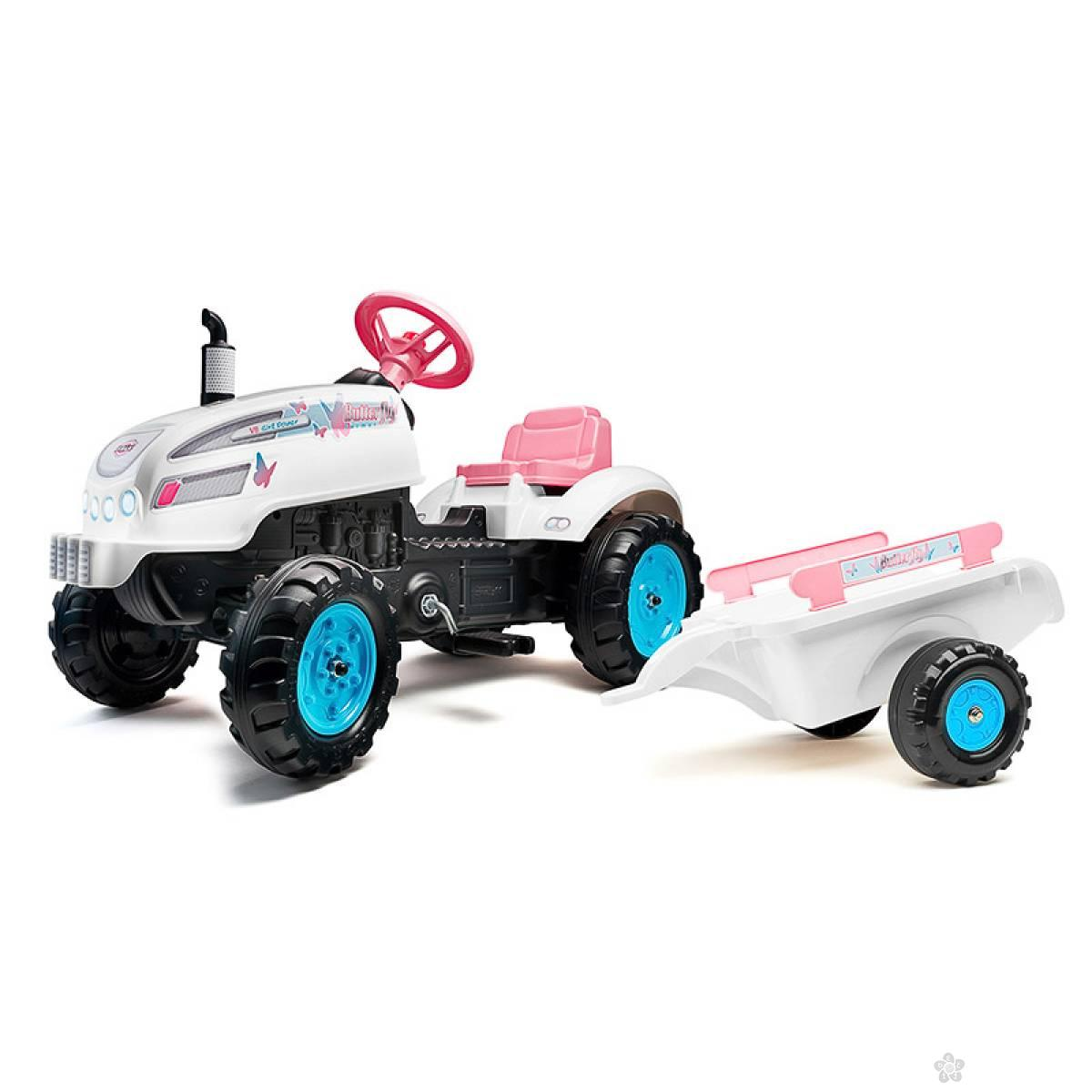 Traktor na pedale 2042ab