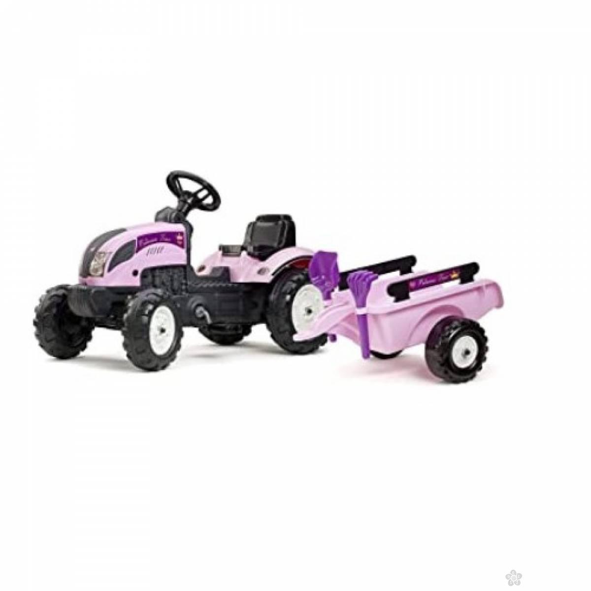 Traktor na pedale 2056c
