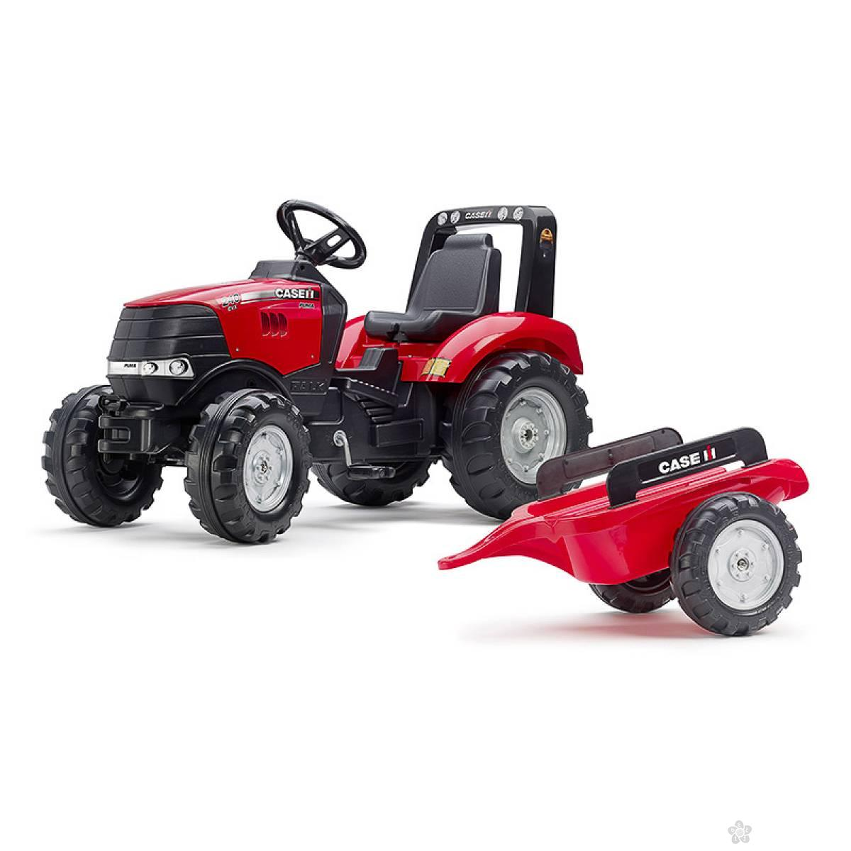 Traktor na pedale Case IH 996ab