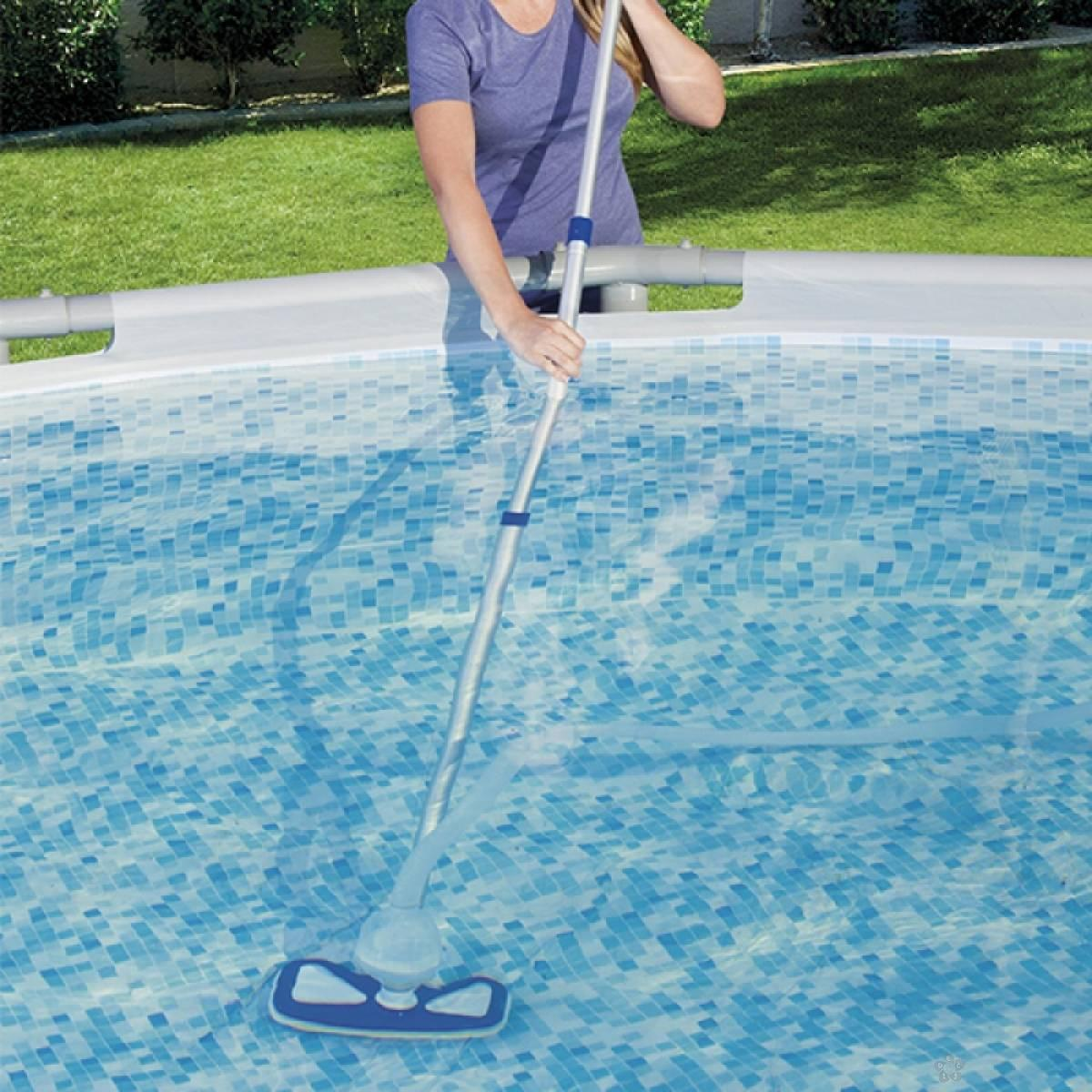 Set za čišćenje bazena Deluxe 58237