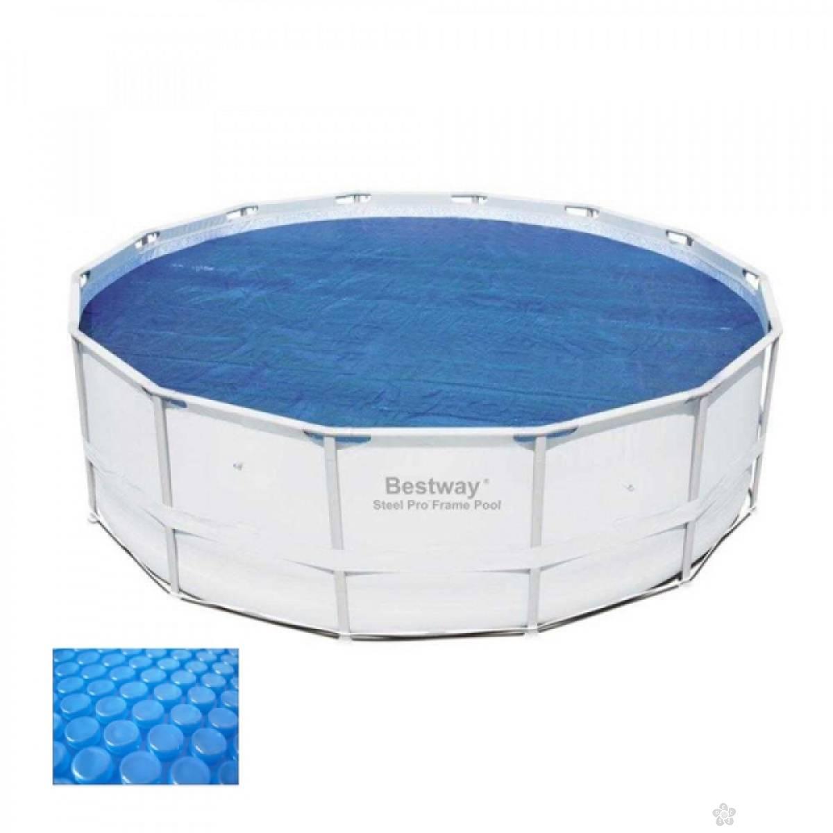 Solarni pokrivač za bazen 427cm i 457cm 58252