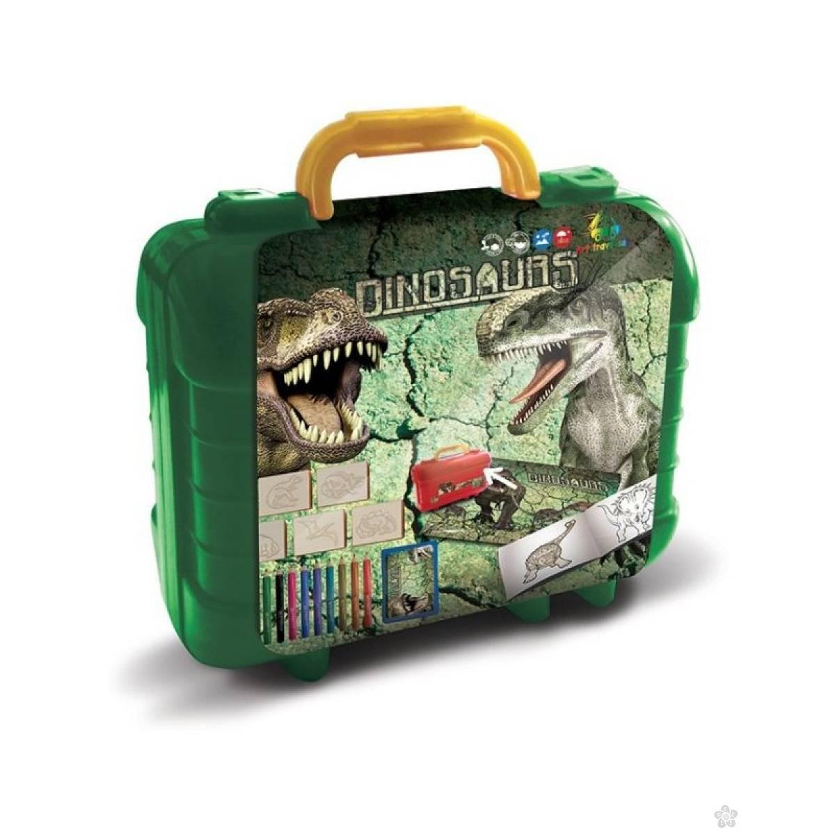 Koferče Dinosaurus 422209