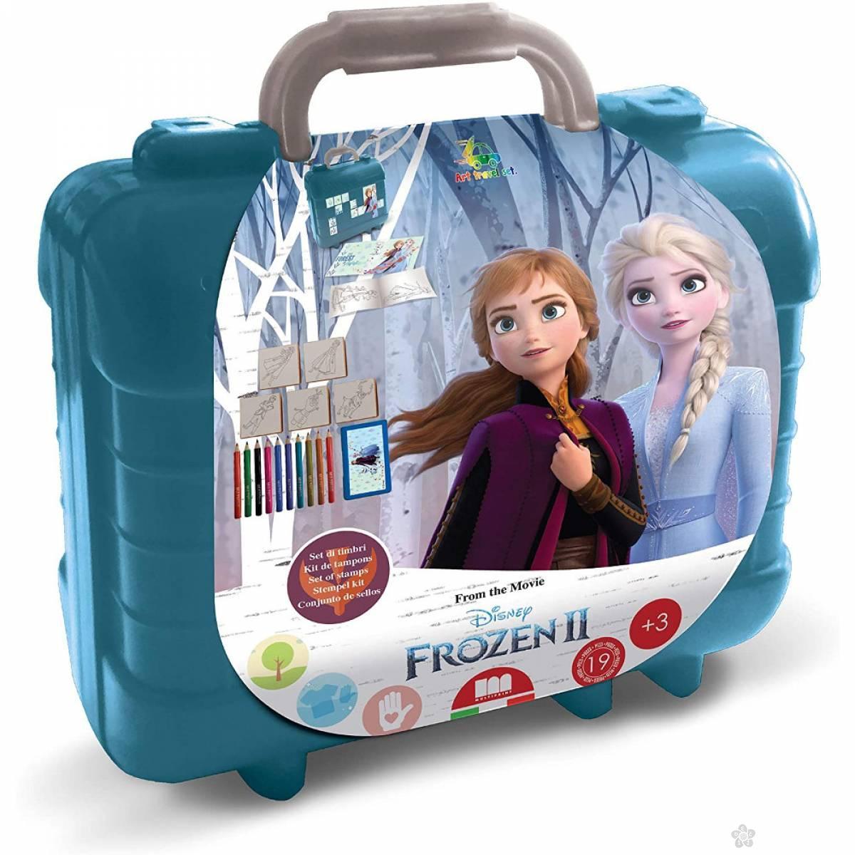 Koferče Frozen 429819