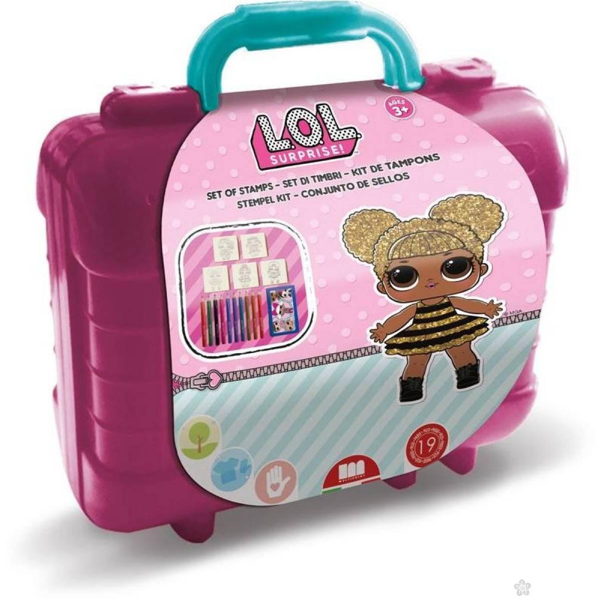 Koferče LOL 429802