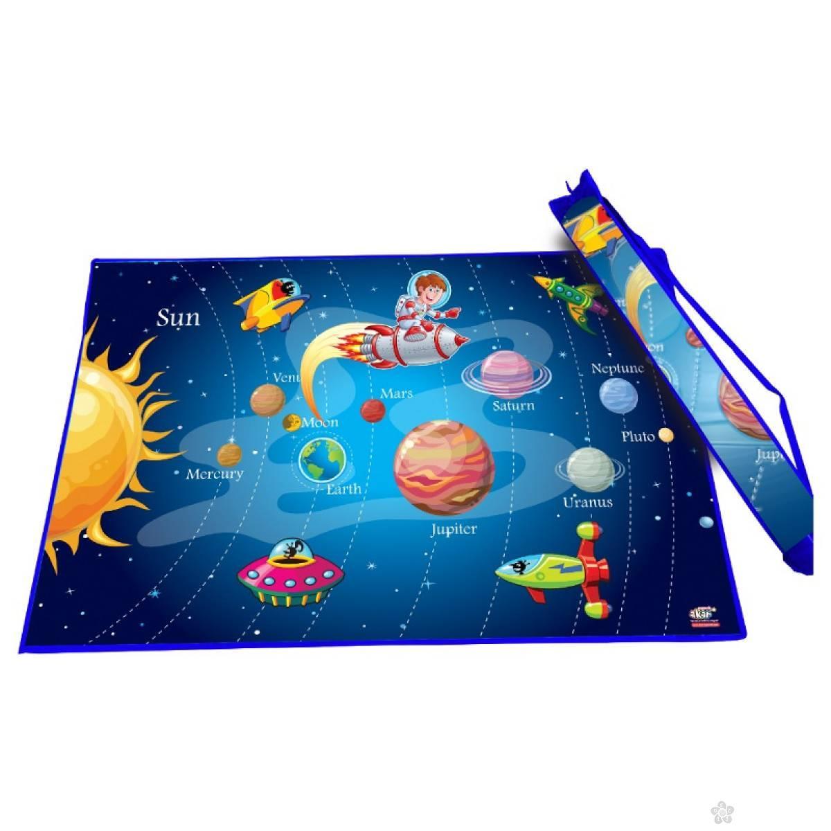 Prostirka Sunčev sistem 391334