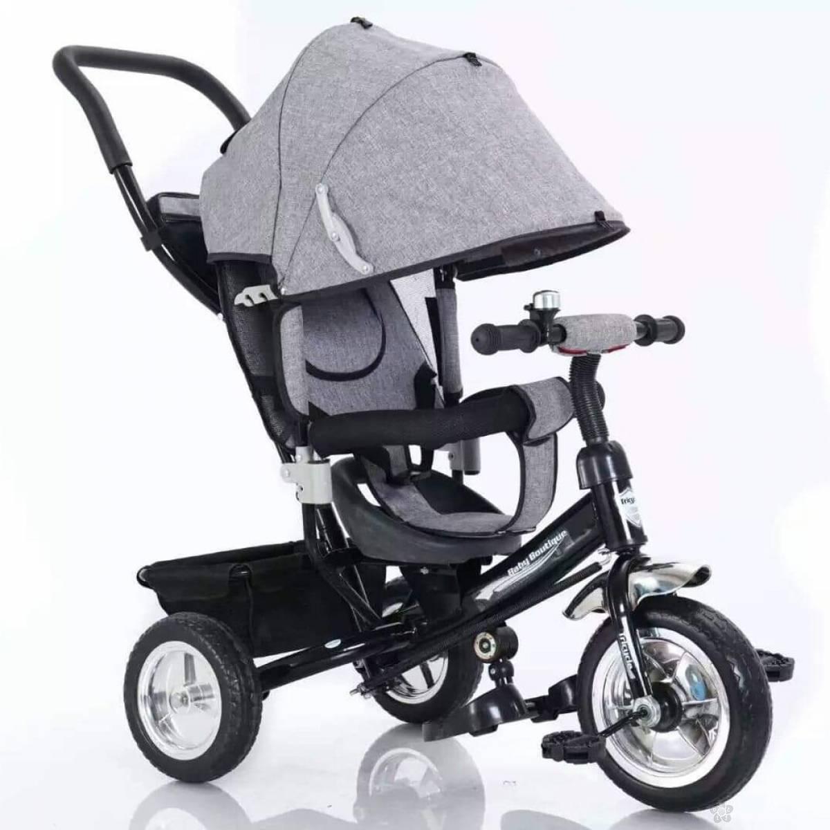 Tricikl sivi BJ269