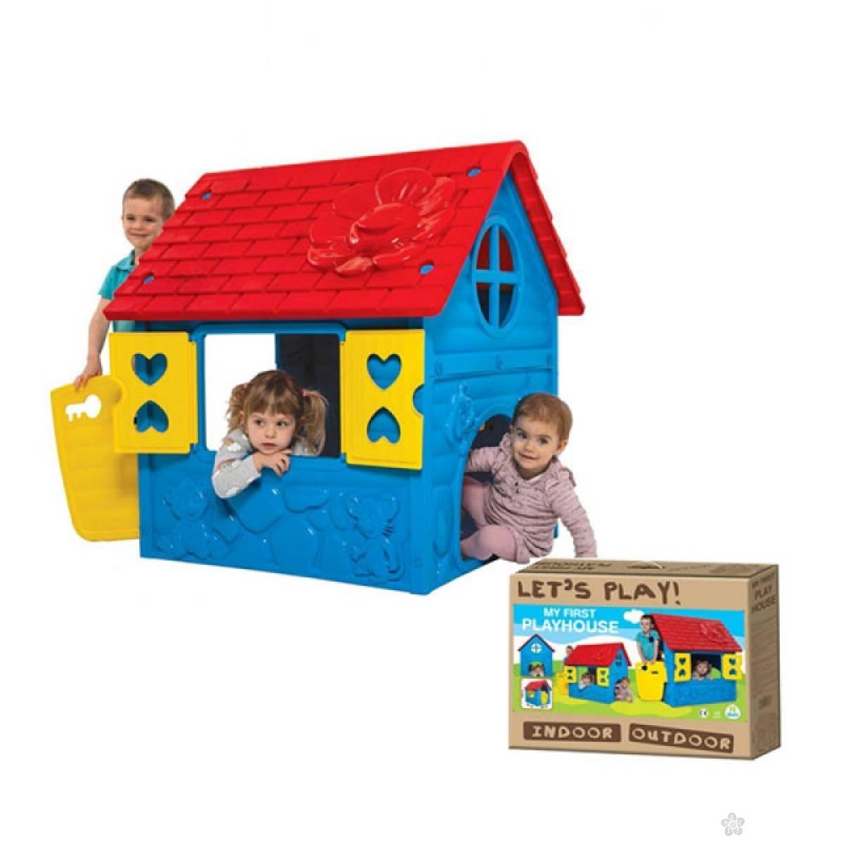 Kućica za decu 106x98x90cm  583000