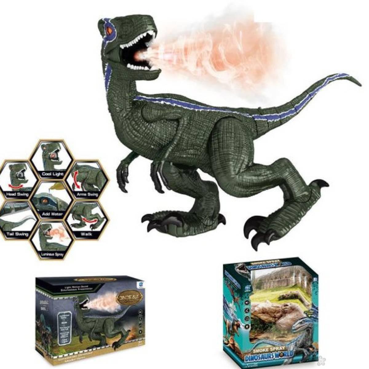 Dinosaurus sa zvukom i svetlom 11/84384