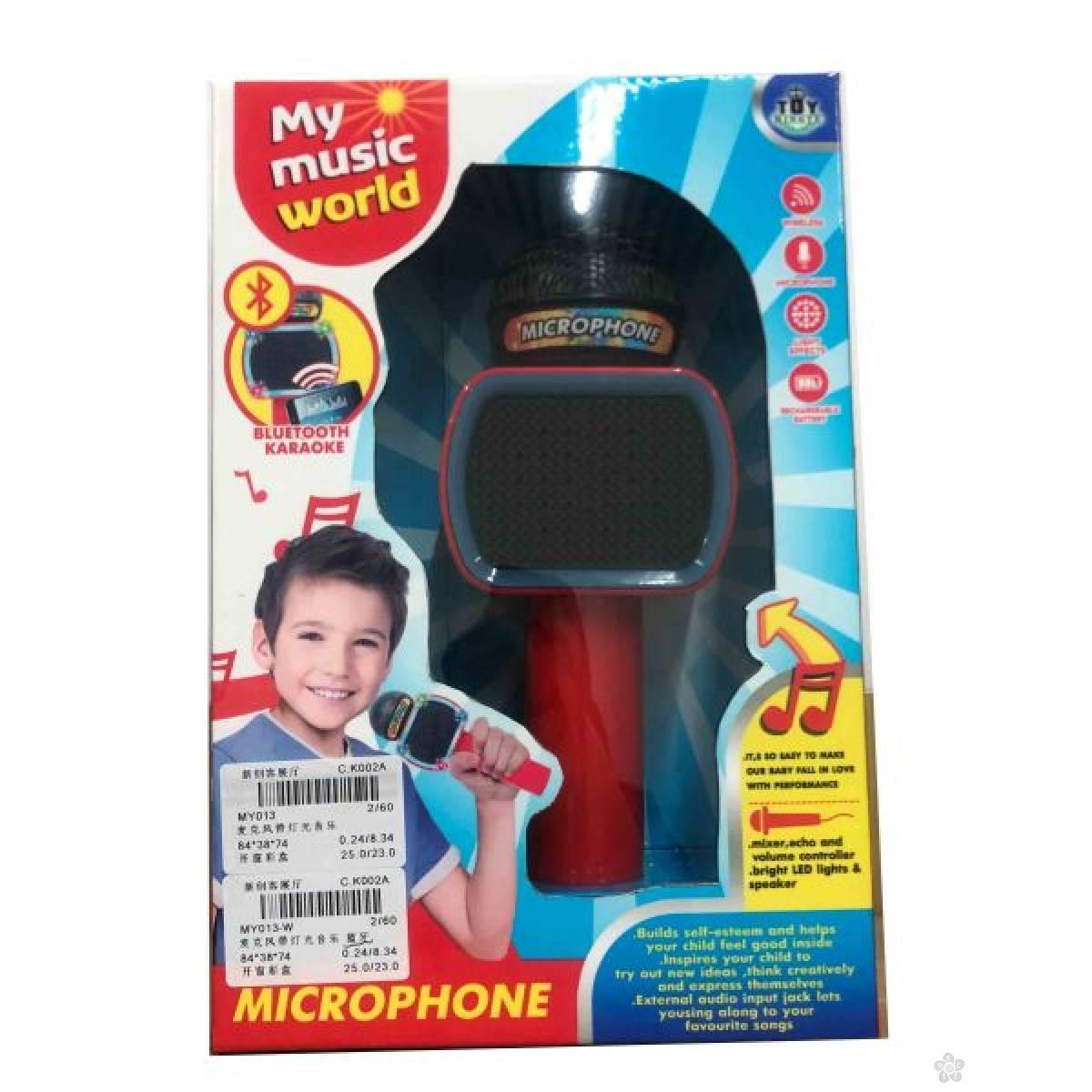 Mikrofon sa zvukom i svetlom 11/68929