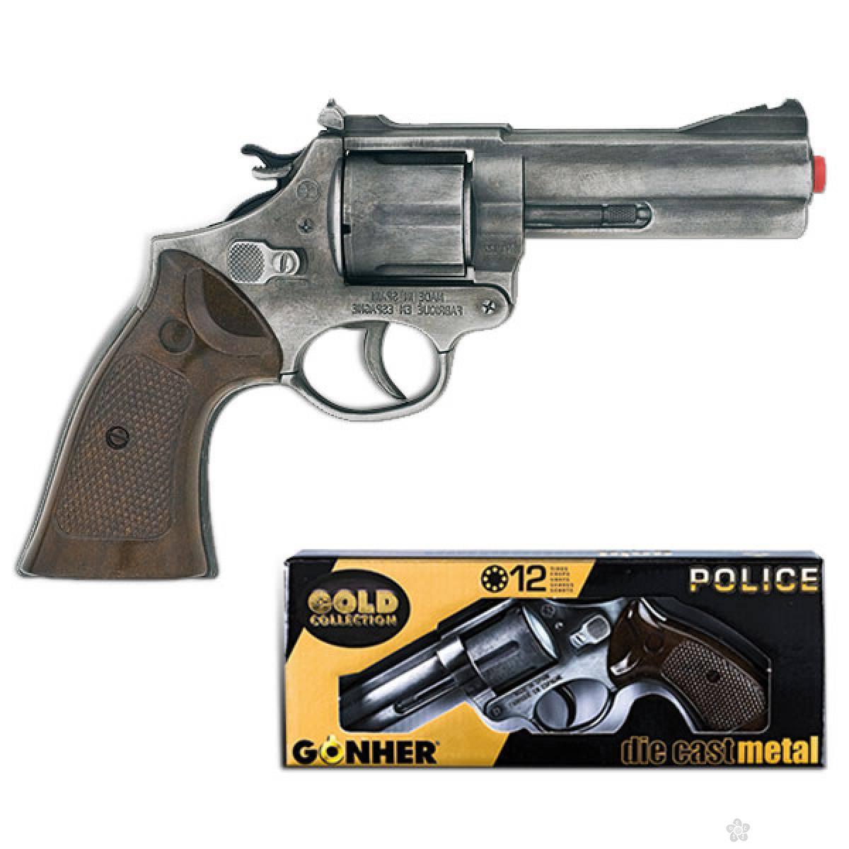 Policijski revolver 24614