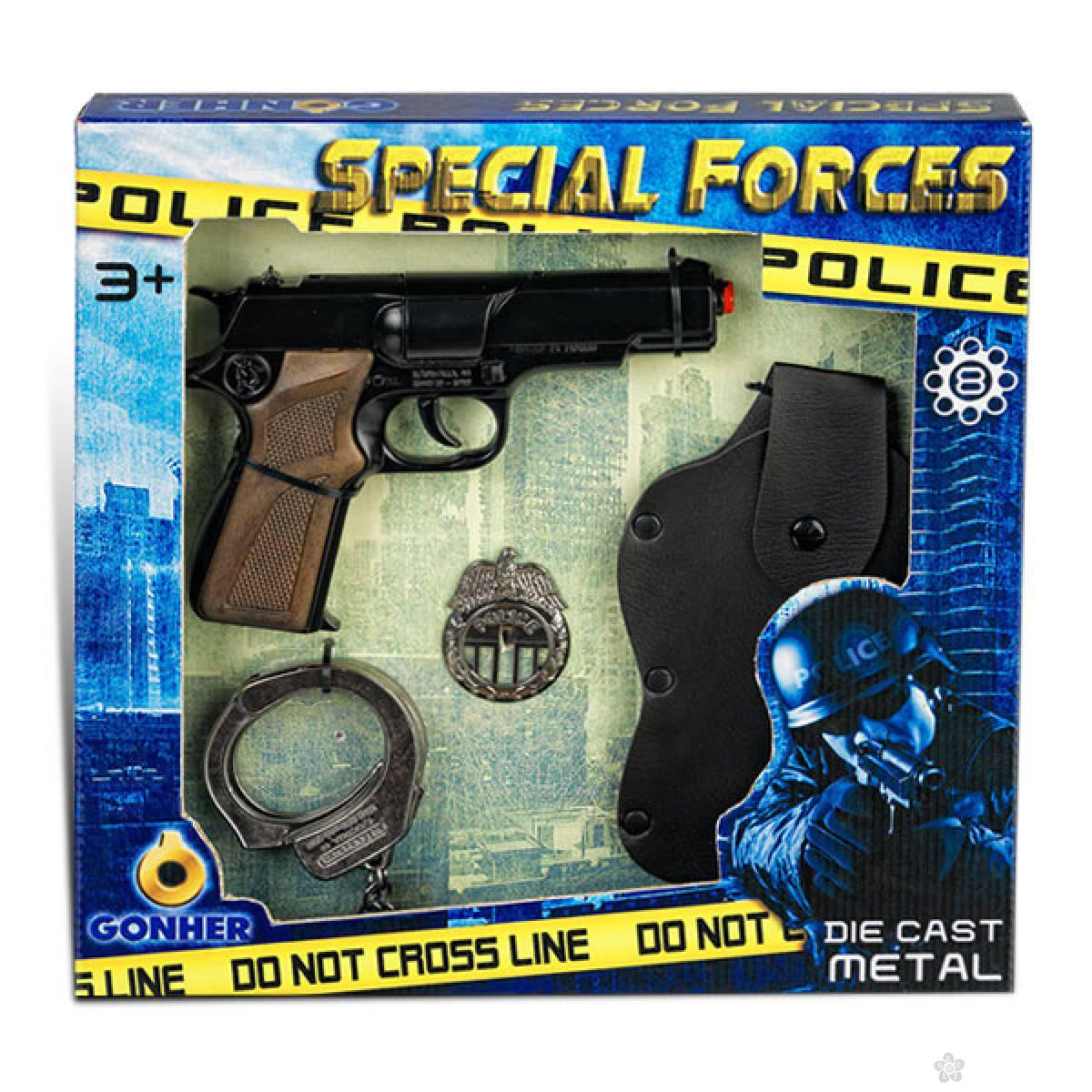 Policijski set specijalnih jedinica 24613