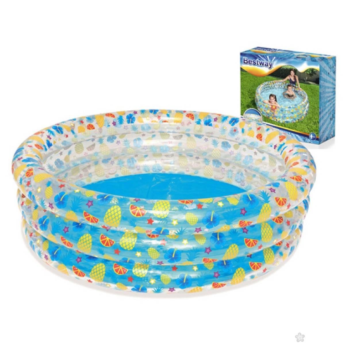 Bazen za decu Tropical Pool 51048E
