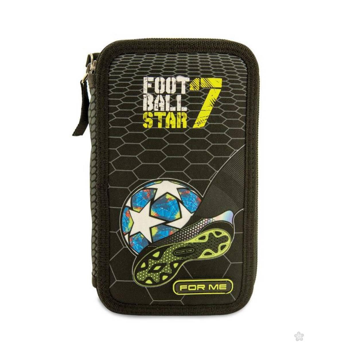 Dupla pernica puna Football 91517