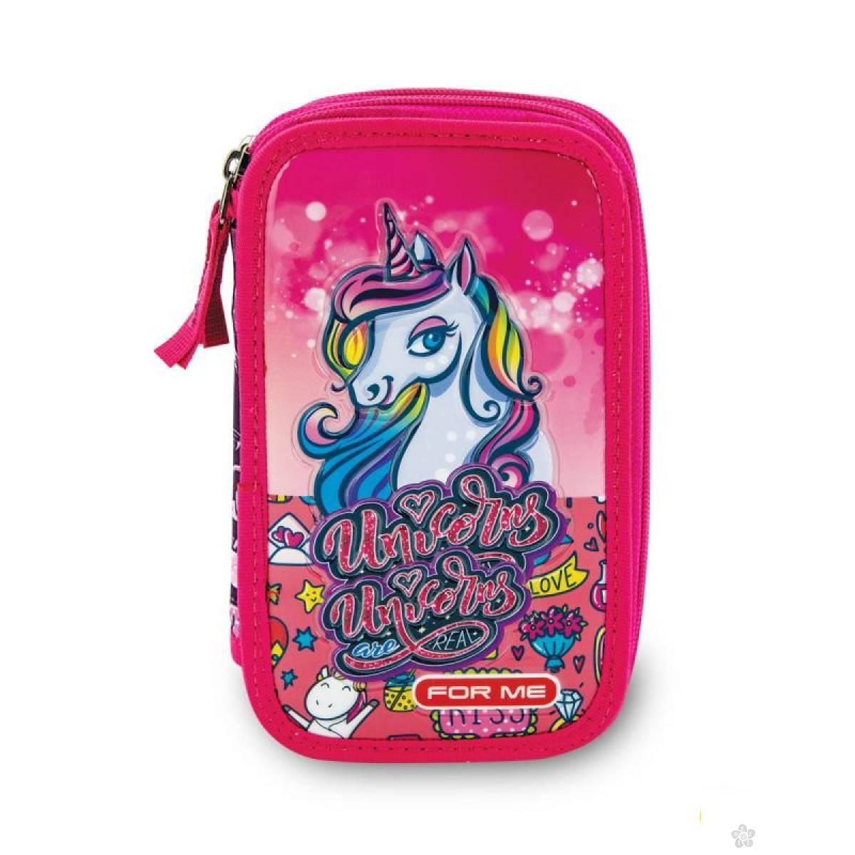 Dupla pernica puna Unicorn 93004