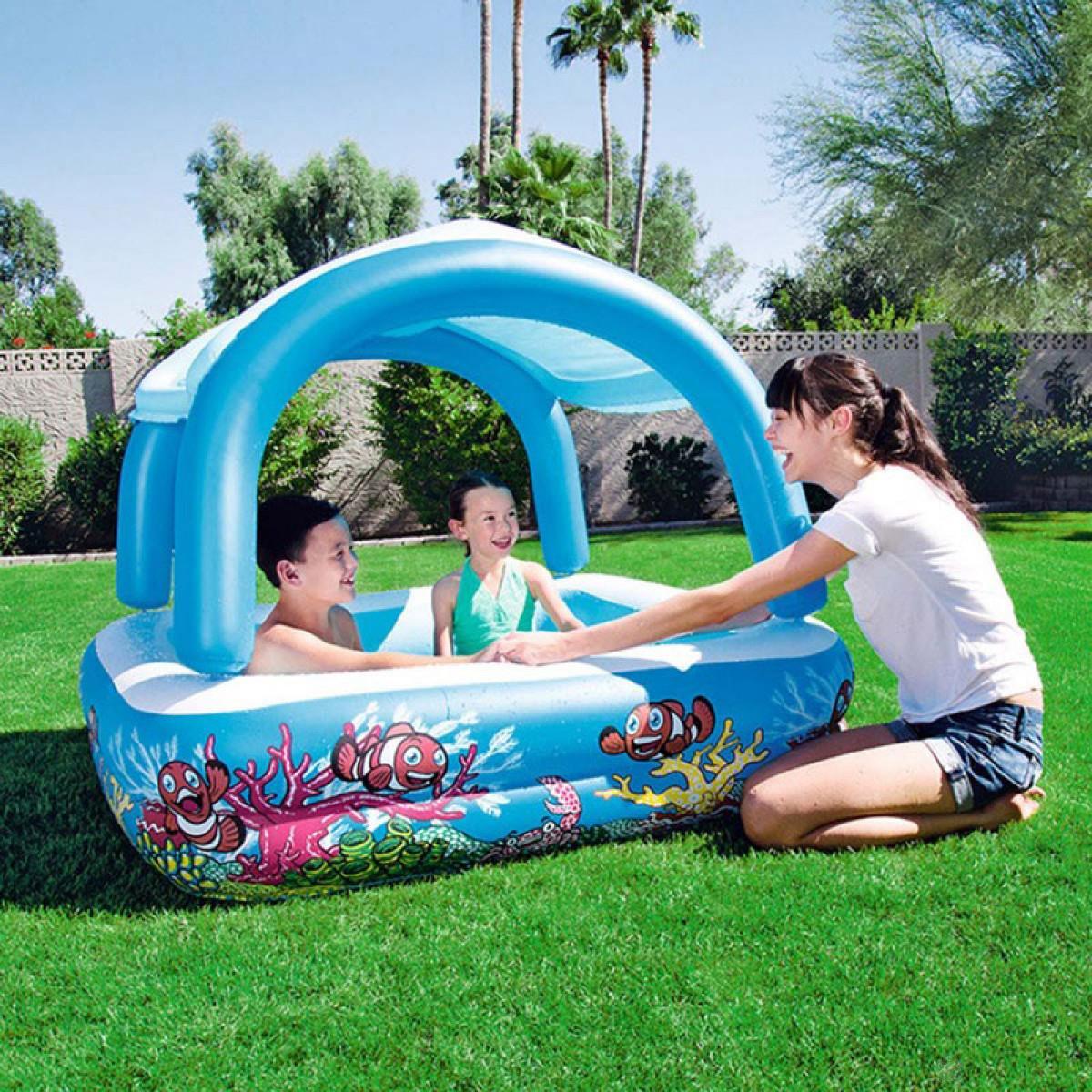 Dečiji bazen sa krovom Bestway, 52192