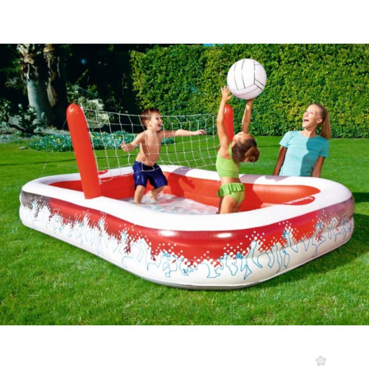 Dečiji bazen odbojka, 54125