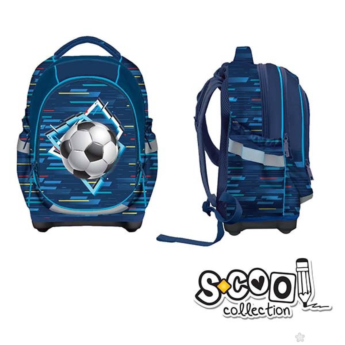 Anatomski ranac Football  SC973