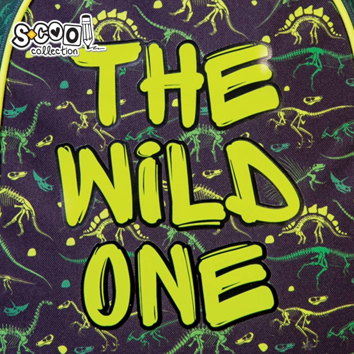 Anatomski ranac The Wild One SC1303