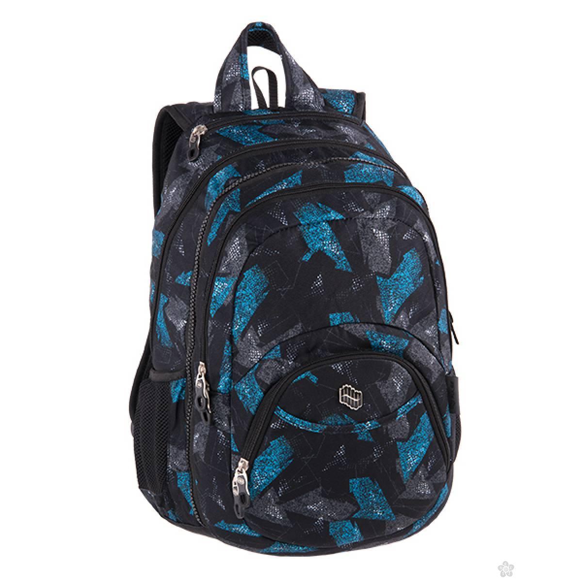 Ranac 2 u 1 Teens Blue Arow 121799
