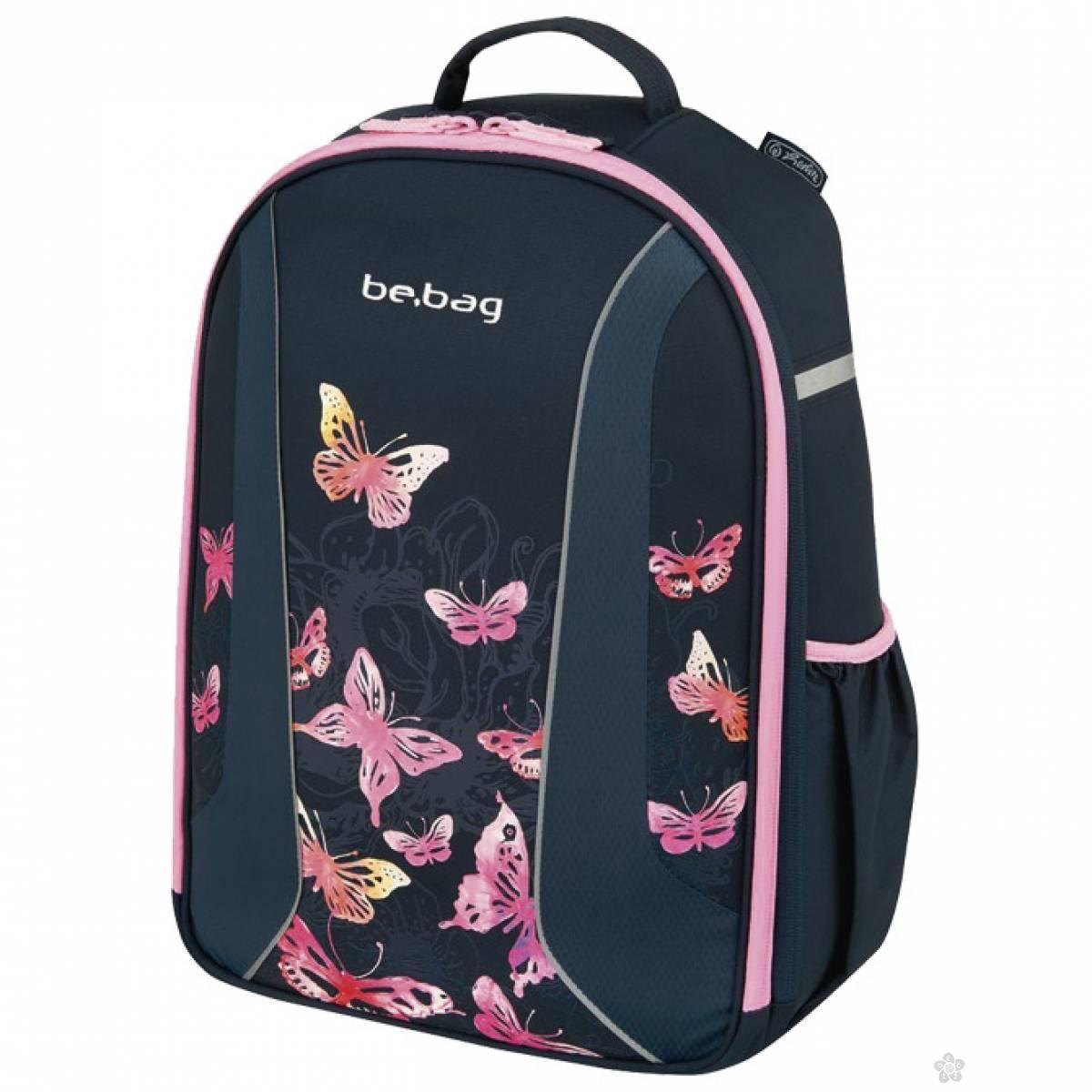 Ranac đački Be.Bag Airgo Butterfly Herlitz