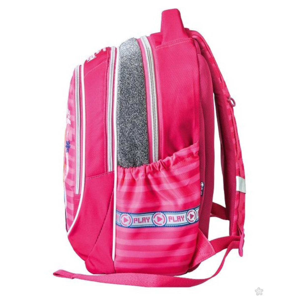 Anatomski ranac Frozen Pink Kingdom 322026
