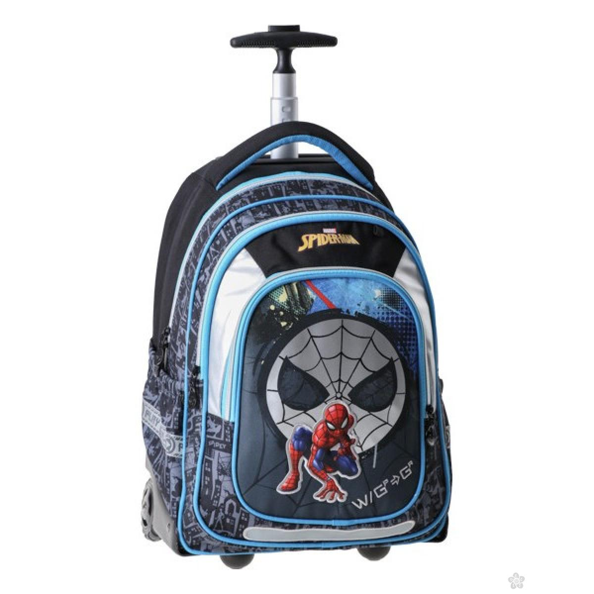Ranac na točkiće Spiderman 326001