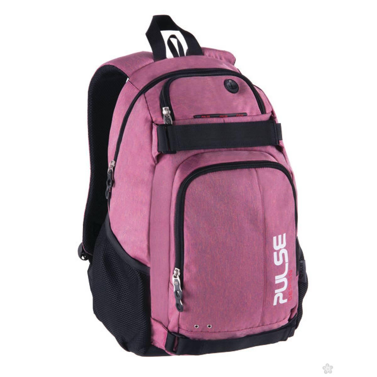 Ranac Scate Pink Blue 121538